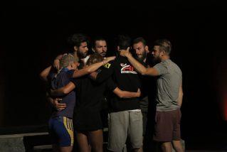 """Prietenii legate pe viata, la """"Exatlon"""", intre Razboinici! Declaratii impresionante, pline de incarcatura emotionala, si rauri de lacrimi au curs in Arena de aseara"""