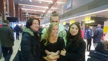 Anca Surdu s-a intors in Romania de la EXATLON! Primele imagini de la aeroport