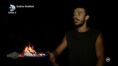 Ce nu s-a vazut pe TV! Alex Nedelcu de la Razboinicii (EXATLON) a marturisit ca obisnuia sa plece in jungla si si-a pus viata in pericol! Peste ce a dat acolo