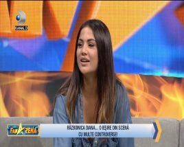 Diana Sentes, dezvaluiri despre adevaratul motiv pentru care a abandonat competitia Exatlon Romania
