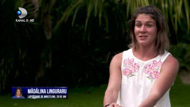 Ce parere au Razboinicii despre noua lor colega, Madalina Linguraru!