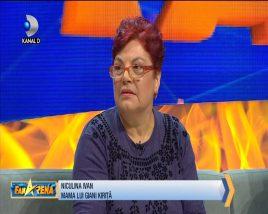 """Mama lui Giani Kirita, reactie dura dupa scandalul cu Madalina Linguraru: """"Daca eram in locul lui o pocneam…"""""""