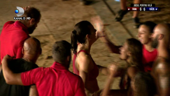 Madalina Predoi a adus primul ei punct pentru Faimosi! Impotriva cui a jucat!